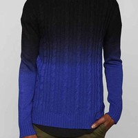 The Narrows Dip-Dye Sweater - Blue