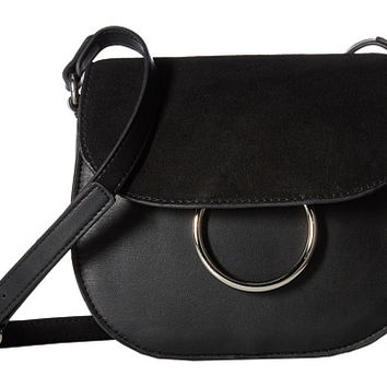 French Connection Delaney Saddle Bag