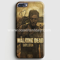 The Walking Dead Usa Flag iPhone 7 Plus Case | casefantasy