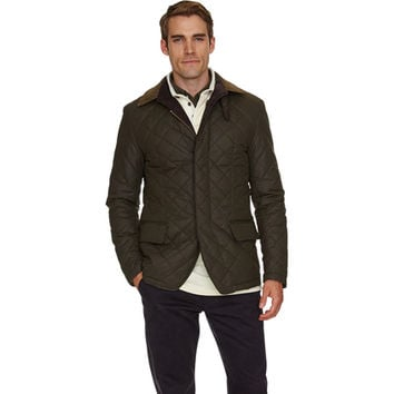 TAPTON QUILTED JACKET