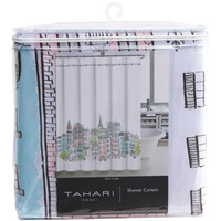Paris In Color Shower Curtain - Bath - T.J.Maxx