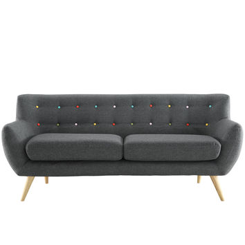 Remark Sofa in Gray