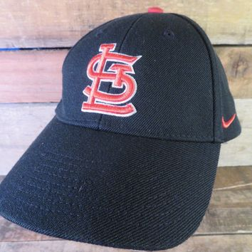 Nike St Louis CARDINALS MLB Adjustable Baseball Hat Adult Cap