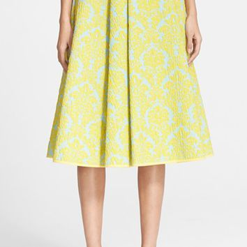 Women's VIVETTA 'Candy' Brocade A-Line Skirt,