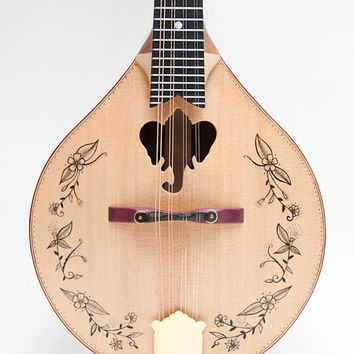 Ganesh sound hole Mandolin