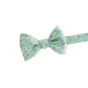 Vineyard Vines, Eagle, Birdy, Albatross Bow Tie, Green