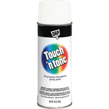 Rust-Oleum 55286830 Touch 'n Tone 10-Oz Acrylic Spray Paint, Clear