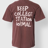 KEEP NORMAL POCKET