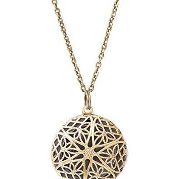 Essential Oils Aromatherapy Diffuser Locket Necklace