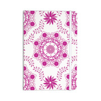 "Anneline Sophia ""Let's Dance Fuschia"" Pink Floral Everything Notebook"