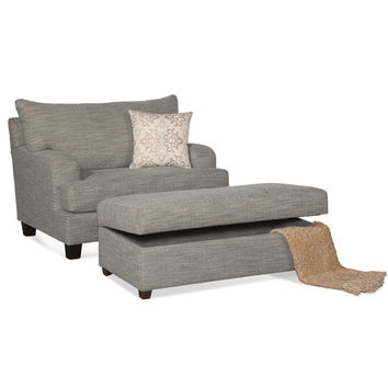 Three Posts Serta Upholstery Cuddle Chair