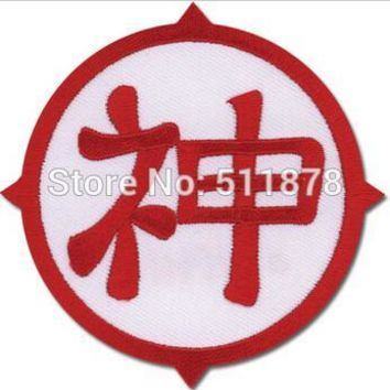 "3"" DragonBall Dragon Ball  Kami SYMBOL Pokemon Japan anime Movie TV Series Costume Embroidered Emblem iron on patch Badge"