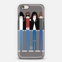 Simple Ramones iPhone 6 case by Simple People | Casetify
