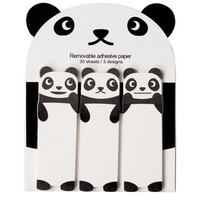 90 sheets Sticky Note Post it Sticker - cute panda -9309902