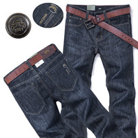 Summer Casual Slim Pants Jeans [6541752579]