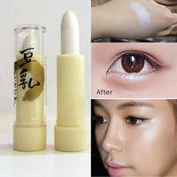 Brand Face Makeup Shimmer White Powder Creamy Highlighter Stick Long Lasting Waterproof Brighten Bronzer Contour Eyeshadow Pen