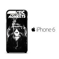 Arctic Monkeys funny V0358 iPhone 6 Case