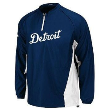 ESBON MLB Detroit Tigers Kids Home Gamer Jacket