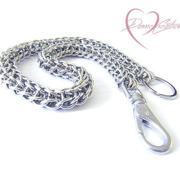 Wallet Chain - Stainless Steel Chain - Chain Wallets - Steel Wallet Chain - Chainmaille Wallet - Men's Accessories - Biker Chain Wallet