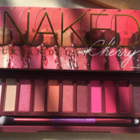 Professional MAKE UP Naked Cherry Eyeshadow Palette - Urban Decay