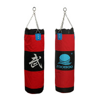 MMA Karate Kick Fight Boxing Sandbag Sport Bag Heavy Duty Punch Training Bag With Chain