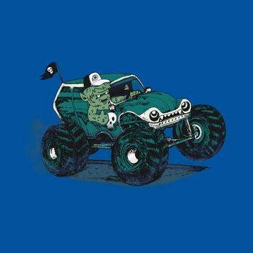 tomorrow's Artist Shop | Shop Monster Truckin'