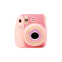 Fujifilm Instax Mini 8 Camera Sticker Decoration Pink Flower