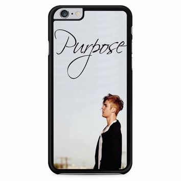 Purpose Justin Bieber iPhone 6 Plus / 6S Plus Case