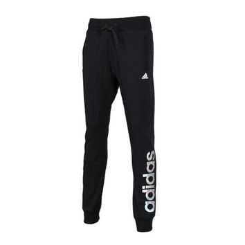 """Adidas"" Women Sport Casual Multicolor Letter Print Sweatpants Leisure Pants Trousers"