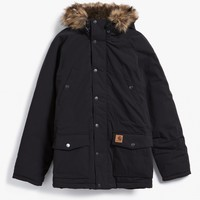 Carhartt WIP / Trapper Parka in Black