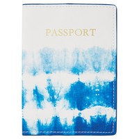 Indigo Dip Dye Passport Case - Navy by Indigo | Travel Essentials Gifts | chapters.indigo.ca