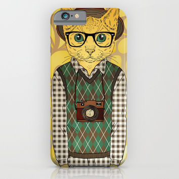 CatBoy iPhone & iPod Case by MIKART