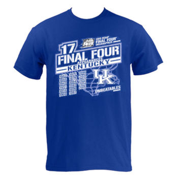 UK Final Four 2015 Appearances - Royal