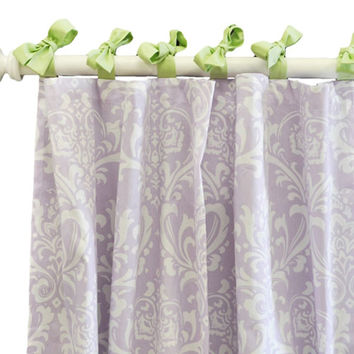 Wondrous Wisteria Window Panel Set