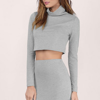 Hit The Town Turtleneck Bodycon Set $72