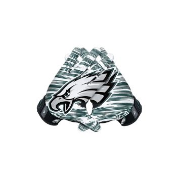 Nike Vapor Jet 3.0 On-Field (NFL Eagles) Men's Football Gloves