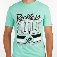 Young & Reckless H E Double Hockey T-Shirt