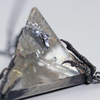 the crystal tomb necklace.