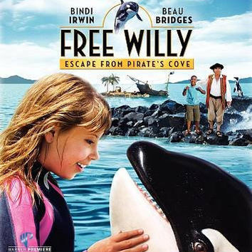 FREE WILLY:ESCAPE FROM PIRATE'S COVE