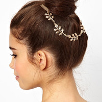 Cupshe Fashion Leaves Hair Accessories