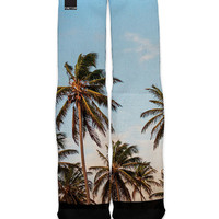 Palm Trees Socks