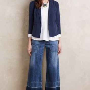 Citizens of Humanity Melanie Wide-Leg Crop Jeans in Retro Size: