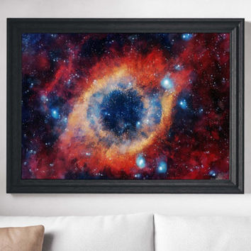Universe Painting Poster Art Print Canvas Print Wall Decor Canvas Poster Print Digital Print Designer Art Painting Wall Art Home Gift