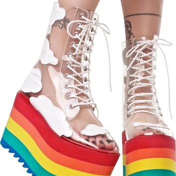 Happy Daze | PLATFORMS [SIZE US 5 IN STOCK]