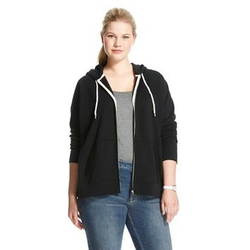 Plus Size Fleece Hoodie - Mossimo Supply Co