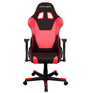 DXRACER FD101NR office chair gaming chair automotive seat computer-Black and Red