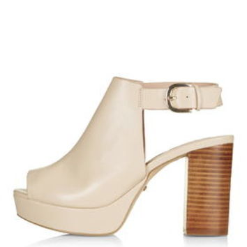 LIV Buckle Trim Platforms
