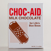 Chocolate-Aid Bandage Chocolate | World Market