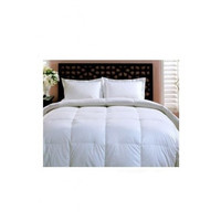 "Queen-Overfilled (65 oz) - Over-sized (90x90 "") - Goose Down Alternative Comforter- Duvet Insert"