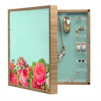 Allyson Johnson Favorite Floral BlingBox Petite